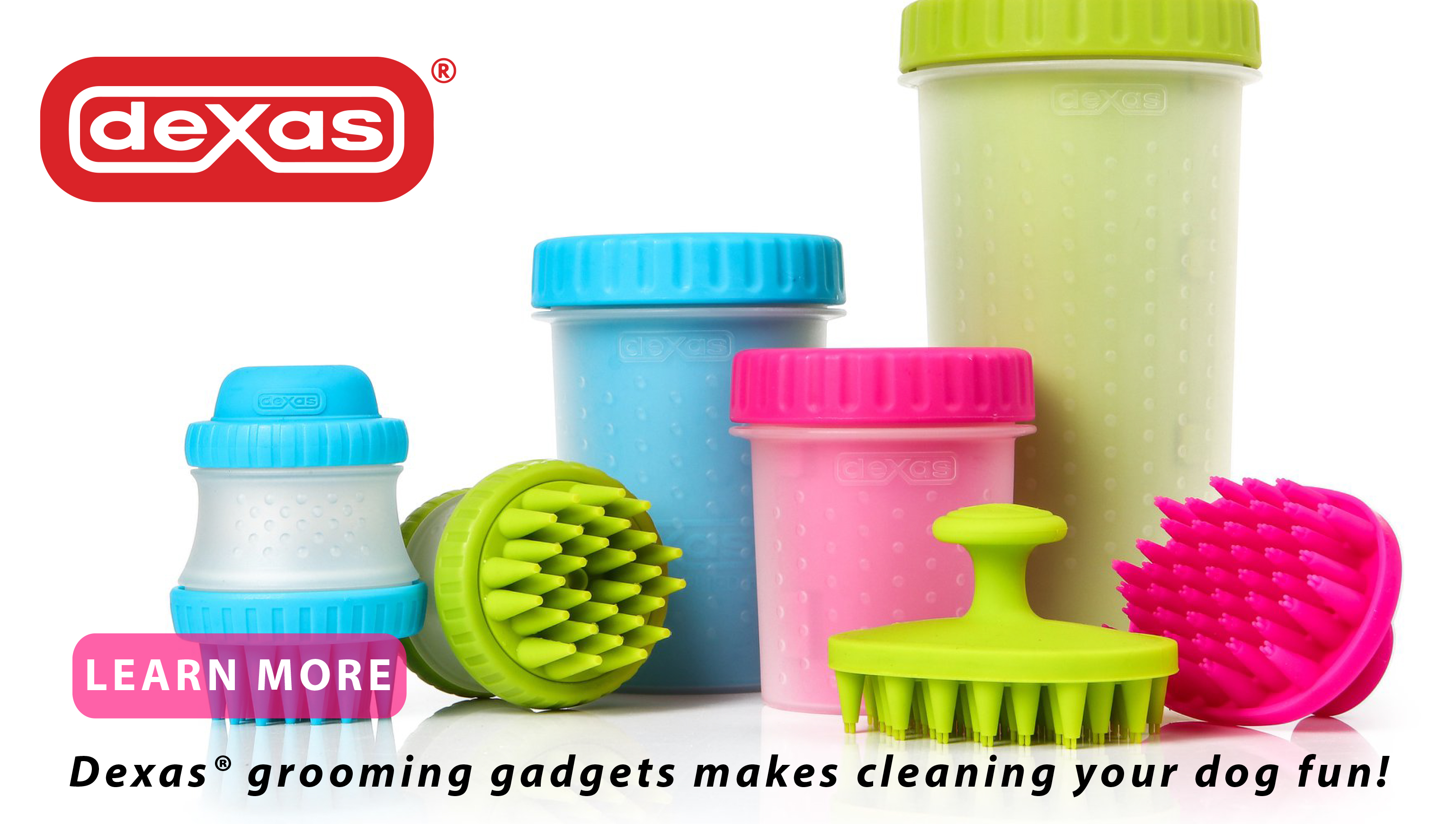 New Pet Products from Dexas at JMI Pet Supply