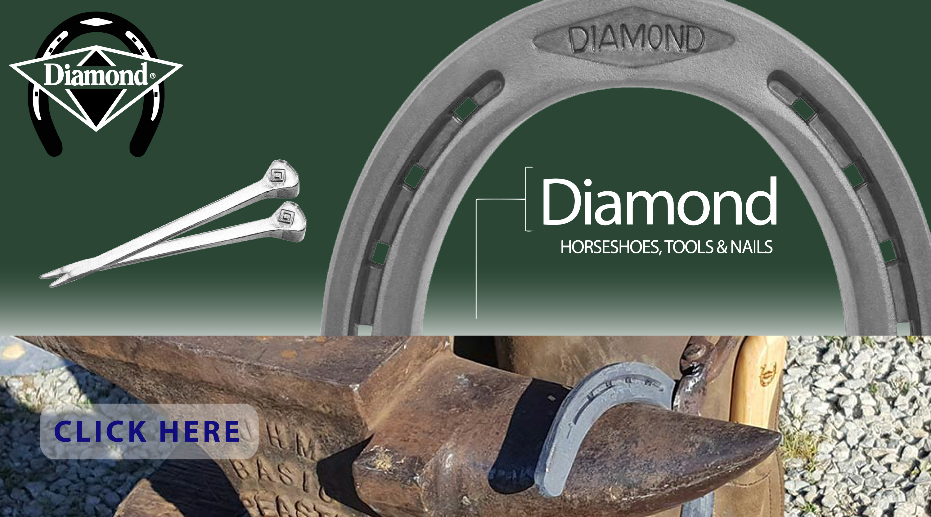 New at JACKS - Diamond Farrier Products