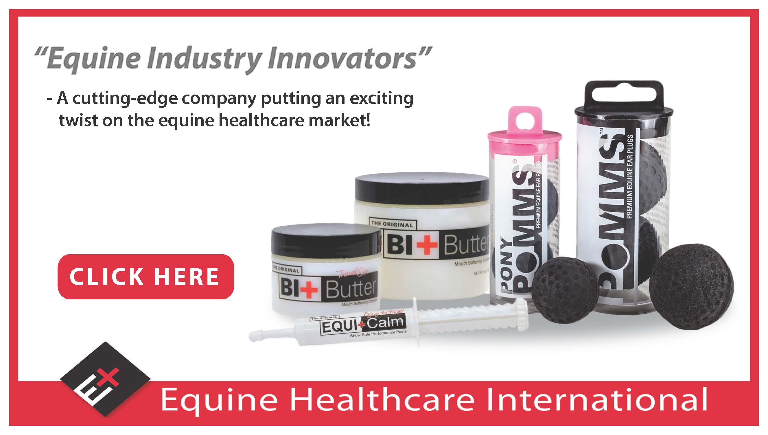 New at Jacks Inc. - Equine Healthcare Products