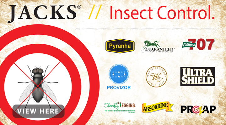 Insect Control at JACKS