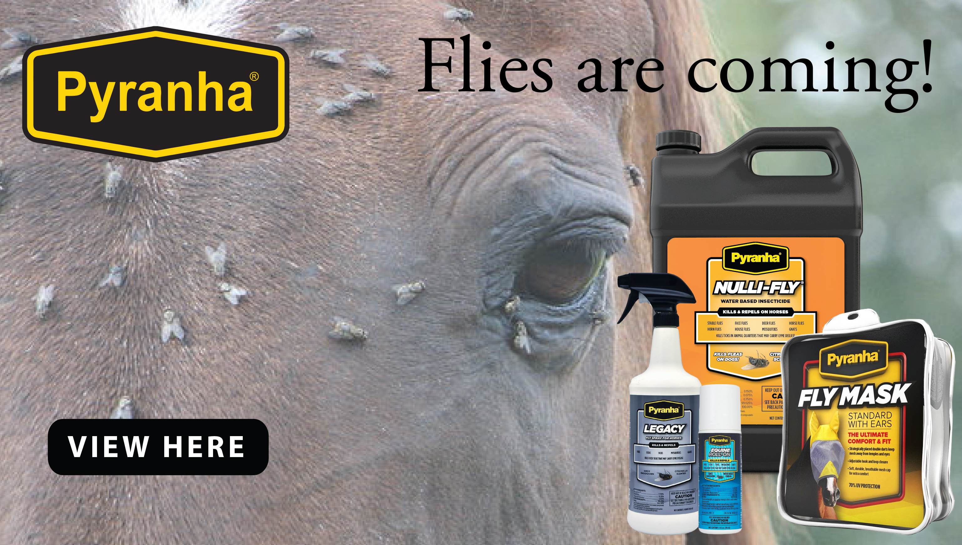 New products from Pyranha at Jacks Inc.