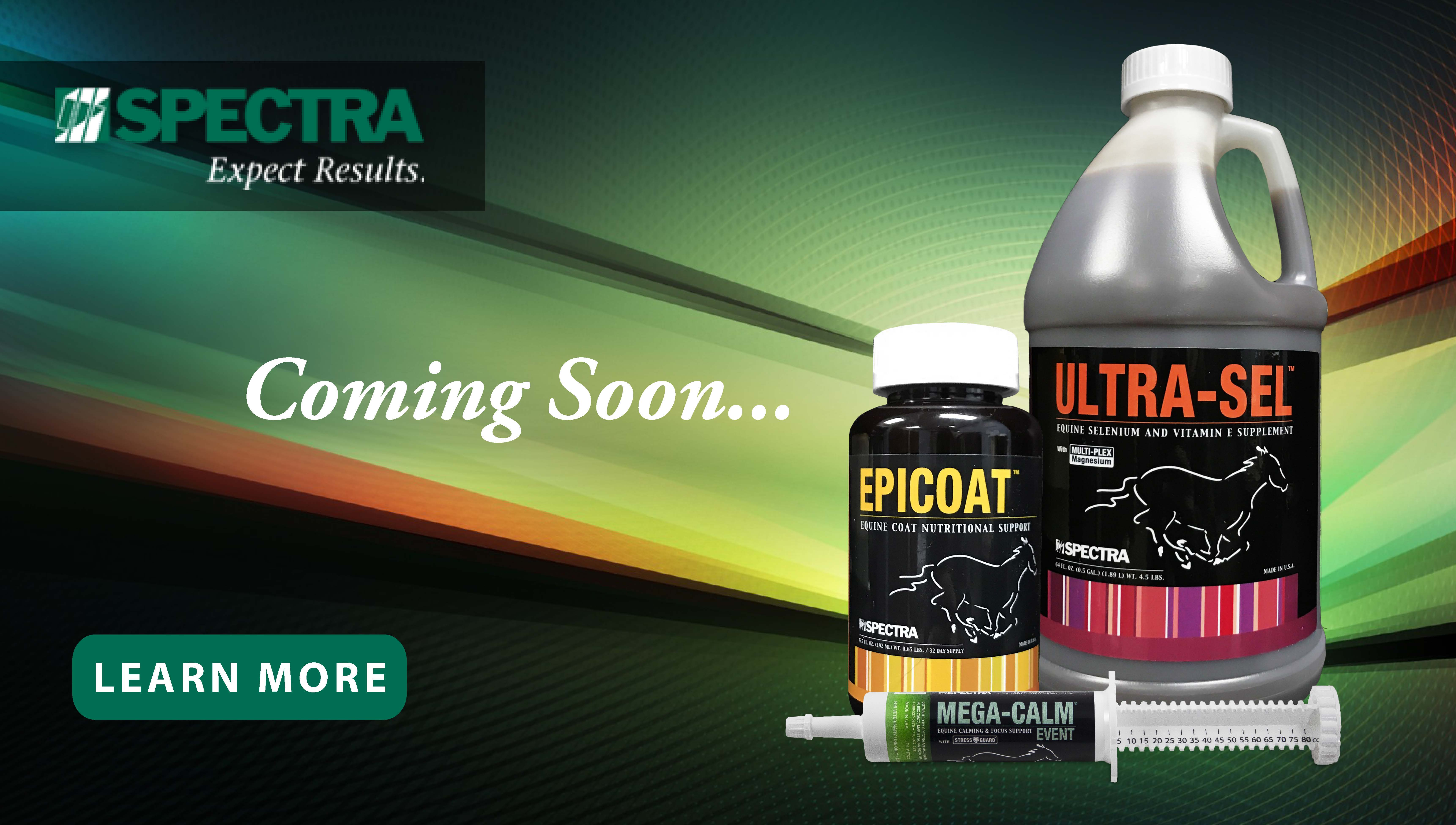 New Products from Spectra at Jacks Inc.