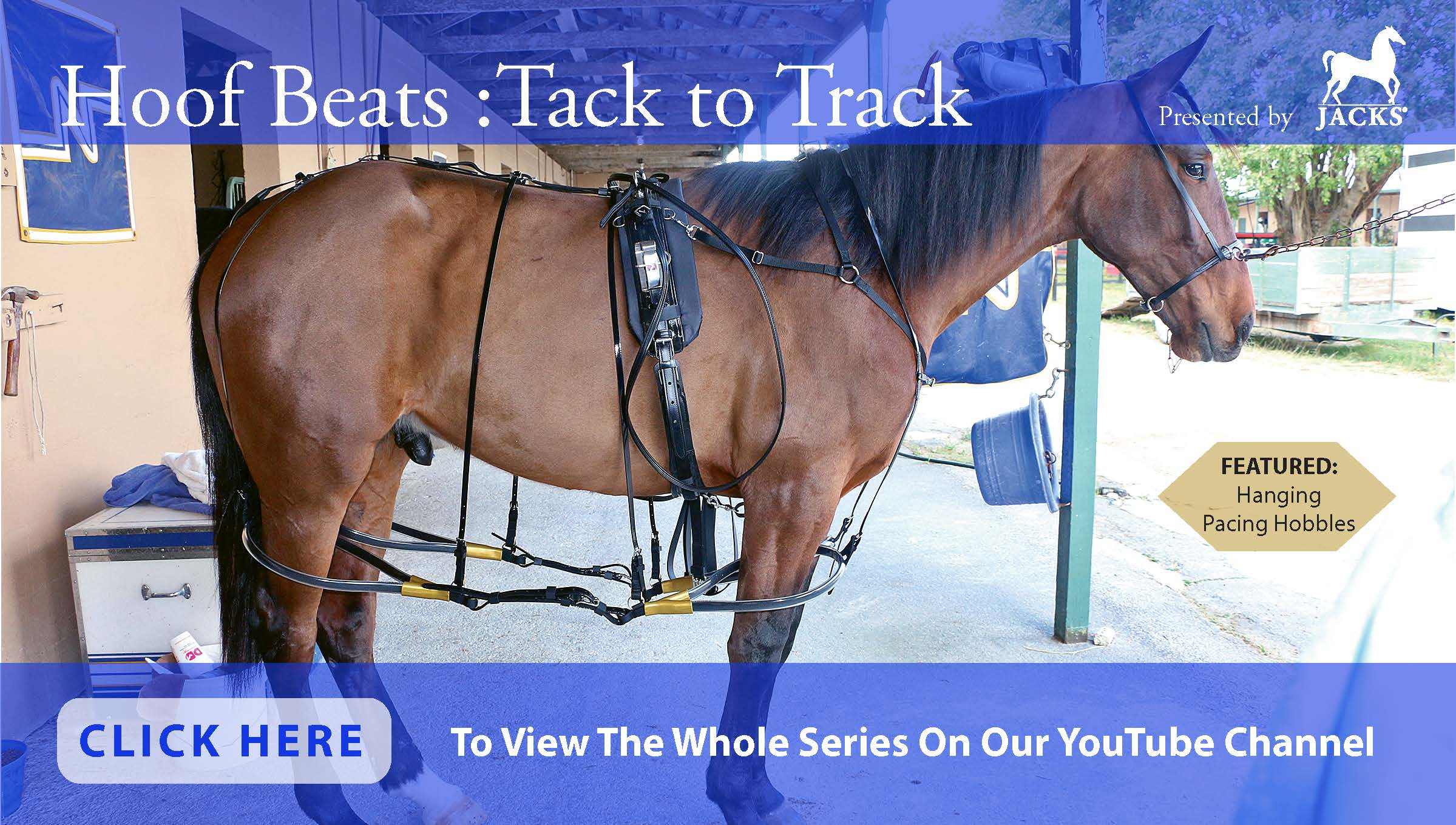 Hoof Beats – Tack to Track – Presented by JACKS
