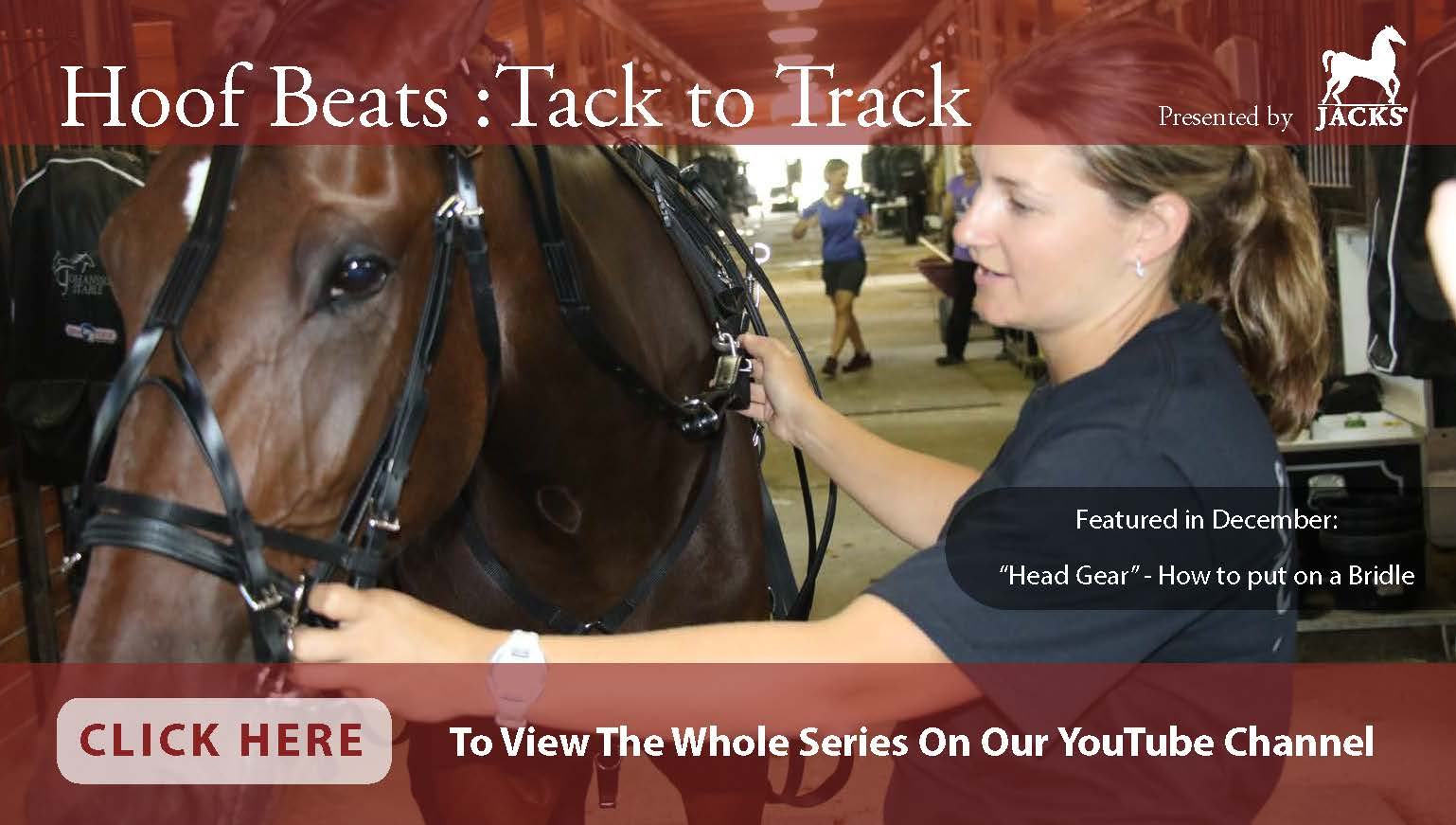 Hoof Beats - Tack to Track - Presented by JACKS®