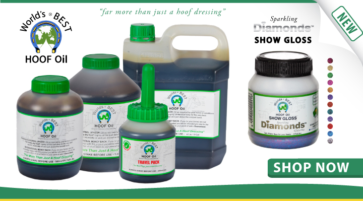 Shop Worlds Best Hoof Oil Products at Jacks Inc.
